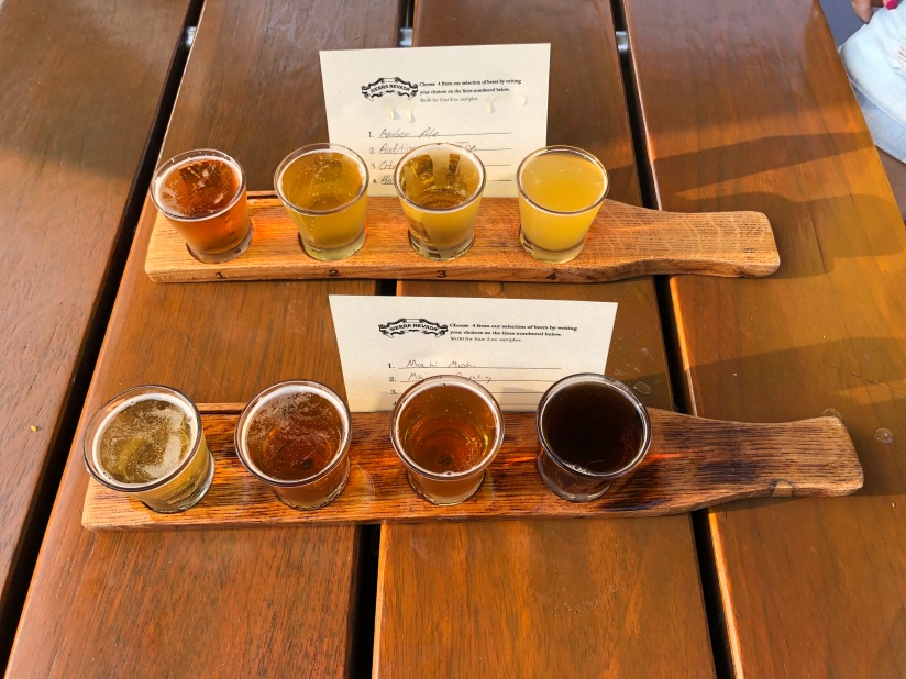 Sierra Nevada Brewery in Mills River, NC - just outside Asheville